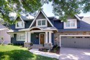 Фото 20 Проект дома с двумя гаражами: выбираем лучшее готовое решение для строительства