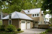 Фото 23 Проект дома с двумя гаражами: выбираем лучшее готовое решение для строительства