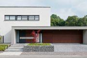 Фото 31 Проект дома с двумя гаражами: выбираем лучшее готовое решение для строительства