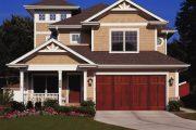 Фото 35 Проект дома с двумя гаражами: выбираем лучшее готовое решение для строительства