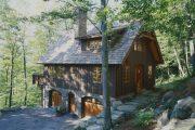 Фото 36 Проект дома с двумя гаражами: выбираем лучшее готовое решение для строительства