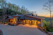 Фото 37 Проект дома с двумя гаражами: выбираем лучшее готовое решение для строительства