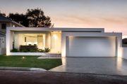 Фото 38 Проект дома с двумя гаражами: выбираем лучшее готовое решение для строительства