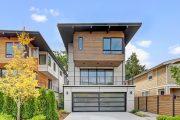 Фото 40 Проект дома с двумя гаражами: выбираем лучшее готовое решение для строительства