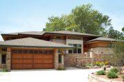 Фото 41 Проект дома с двумя гаражами: выбираем лучшее готовое решение для строительства
