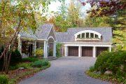 Фото 45 Проект дома с двумя гаражами: выбираем лучшее готовое решение для строительства
