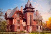 Фото 2 Королевское решение: проект дома-башни и 75 вариантов строительства современного замка