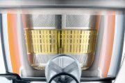 Фото 7 Мощные соковыжималки для яблок большой производительности: ТОП-10 лучших моделей