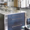 Стеклянный раздвижной стол для кухни: выбираем оптимальный вариант для интерьера фото