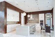 Фото 3 Стеклянный раздвижной стол для кухни: выбираем оптимальный вариант для интерьера