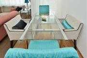 Фото 23 Стеклянный раздвижной стол для кухни: как выбрать и купить идеальную модель? Советы экспертов