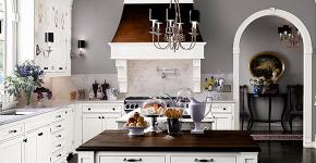 Арка на кухню вместо двери: 80 функциональных вариантов для вашего дома фото