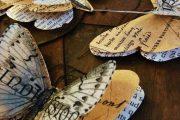 Фото 9 Бабочки на стене: 70 вдохновляющих фотоидей и мастер-класс по декору своими руками
