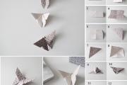 Фото 19 Бабочки на стене: 70 вдохновляющих фотоидей и мастер-класс по декору своими руками