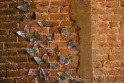 Фото 29 Бабочки на стене: 70 вдохновляющих фотоидей и мастер-класс по декору своими руками