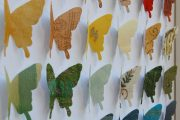 Фото 11 Бабочки на стене: 70 вдохновляющих фотоидей и мастер-класс по декору своими руками