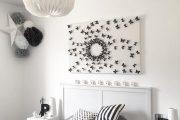 Фото 35 Бабочки на стене: 70 вдохновляющих фотоидей и мастер-класс по декору своими руками