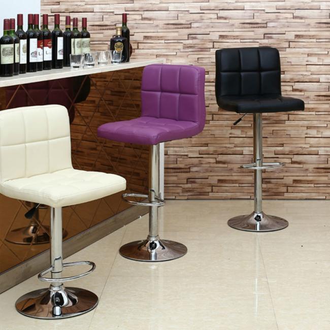 С помощью газлифта можно с легкостью установить любую высоту стула