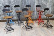 Фото 9 Барный стул с регулируемой высотой: индивидуальный комфорт для каждого в доме