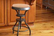 Фото 10 Барный стул с регулируемой высотой: индивидуальный комфорт для каждого в доме