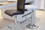 Фото 15 Барный стул с регулируемой высотой: индивидуальный комфорт для каждого в доме