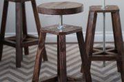 Фото 16 Барный стул с регулируемой высотой: индивидуальный комфорт для каждого в доме