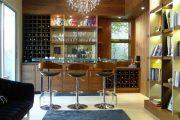 Фото 17 Барный стул с регулируемой высотой: индивидуальный комфорт для каждого в доме