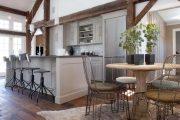 Фото 18 Барный стул с регулируемой высотой: индивидуальный комфорт для каждого в доме
