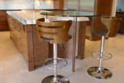 Фото 22 Барный стул с регулируемой высотой: индивидуальный комфорт для каждого в доме