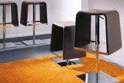 Фото 32 Барный стул с регулируемой высотой: индивидуальный комфорт для каждого в доме