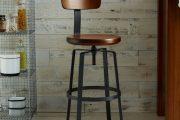Фото 34 Барный стул с регулируемой высотой: индивидуальный комфорт для каждого в доме