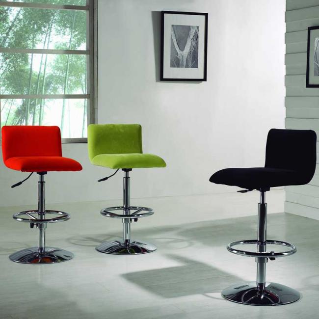 Яркие и удобные стулья будут радовать внешним видом и функциональностью