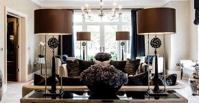 Большие вазы в интерьере: формы, варианты наполнения и 80 роскошных идей для дома фото