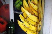 Фото 34 Цветные холодильники: яркие акценты против серой обыденности на кухне