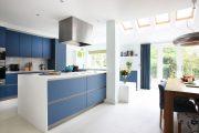 Фото 7 Цветные холодильники: яркие акценты против серой обыденности на кухне