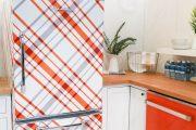 Фото 9 Цветные холодильники: яркие акценты против серой обыденности на кухне