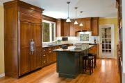 Фото 23 Цветные холодильники: яркие акценты против серой обыденности на кухне