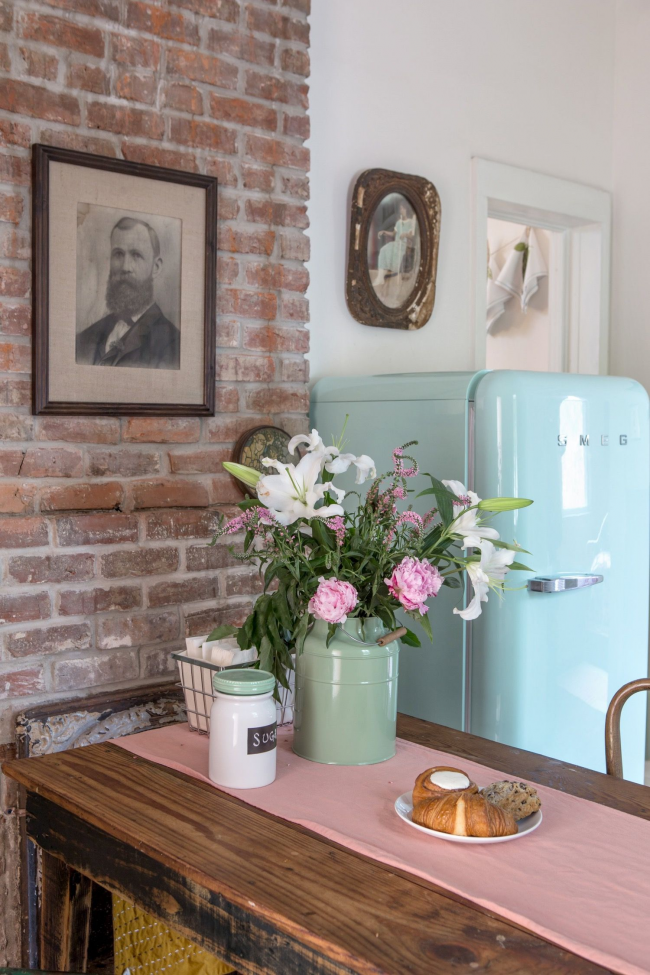 Цветные холодильники - отличный выбор для любой кухни