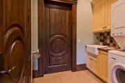 Фото 33 Филенчатые двери: что это такое и как выбрать идеальный вариант для своего дома
