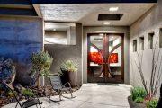 Фото 4 Филенчатые двери: что это такое и как выбрать идеальный вариант для своего дома