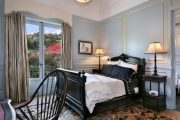 Фото 1 Французская кровать: трендовые модели и 80 утонченных интерьерных идей для спальни