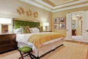 Фото 18 Французская кровать: трендовые модели и 80 утонченных интерьерных идей для спальни