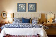 Фото 19 Французская кровать: трендовые модели и 80 утонченных интерьерных идей для спальни