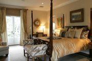 Фото 26 Французская кровать: трендовые модели и 80 утонченных интерьерных идей для спальни