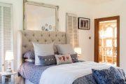 Фото 27 Французская кровать: трендовые модели и 80 утонченных интерьерных идей для спальни