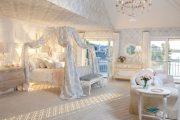 Фото 5 Французская кровать: трендовые модели и 80 утонченных интерьерных идей для спальни