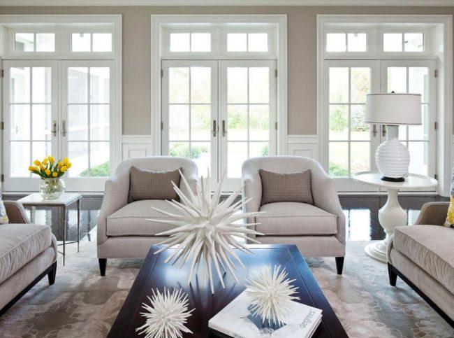 """Кресла с механизмом """"французская раскладушка"""" могут быть выполнены в любом дизайне и вписаться в современный стиль помещения"""