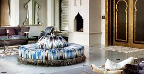 Интерьеры махараджей: создаем утонченный восточный стиль в интерьере фото