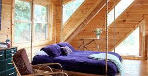 Стоит ли ставить кровать изголовьем к окну? Плюсы, минусы и 80 комфортных реализаций фото