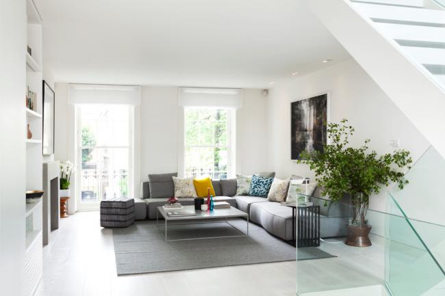 модные диваны: фото 2017 - угловые диваны помогут принимать большое количество гостей и проводить семейные вечера в комфортной обстановке